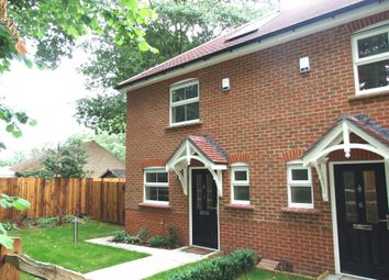 Thumbnail 2 bed end terrace house to rent in California Place, Finchampstead Road, Finchampstead, Wokingham