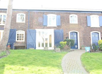 Thumbnail 2 bed terraced house to rent in North Stables, The Historic Dockyard, Chatham, Kent