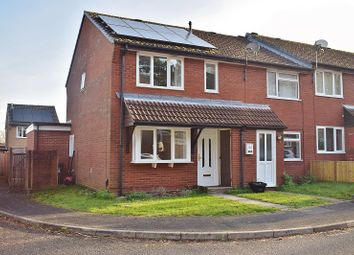 Thumbnail 3 bed end terrace house to rent in Kennet Close, West End, Southampton