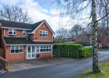 Thumbnail 4 bed detached house for sale in Huntsmans Gate, Burntwood