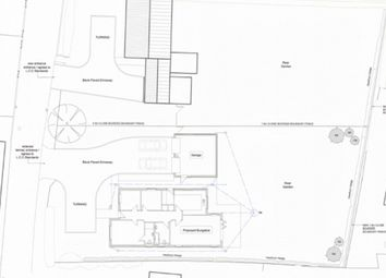 Thumbnail  Land for sale in North Road, Cranwell Village, Sleaford
