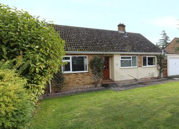 Thumbnail 2 bed detached bungalow for sale in Lilac Close, Haslingfield, Cambridgeshire