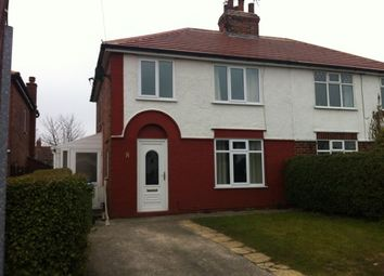 Thumbnail 2 bed property to rent in Cornwall Avenue, Mansfield