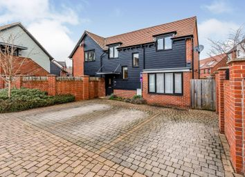 2 bed end terrace house for sale in Teddington Drive, Leybourne, West Malling ME19