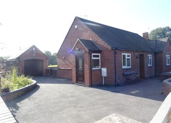 Thumbnail 2 bed detached bungalow to rent in Gardenia, Main Road, Wyaston