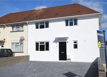 Thumbnail 3 bedroom semi-detached house for sale in Ellington Park, Maidenhead, Berkshire