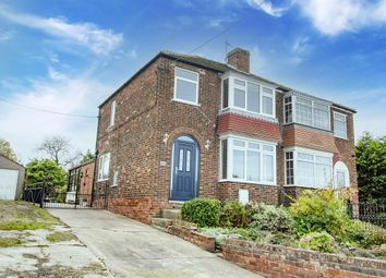 Thumbnail 3 bed semi-detached house for sale in Common Lane, Harworth, Doncaster