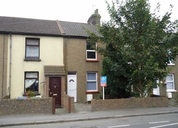 Thumbnail 3 bedroom terraced house to rent in London Road, Grays