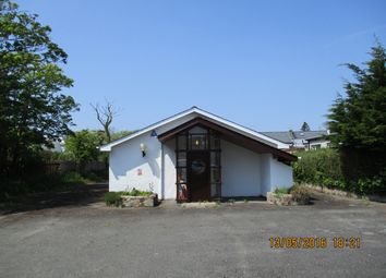 Thumbnail 1 bed bungalow for sale in Former Doctors Surgery, Abersoch