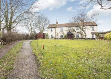 Thumbnail 5 bed detached house for sale in The Street, Sporle, King's Lynn