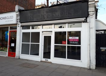 Thumbnail Retail premises to let in Chalk Farm Road, Camden
