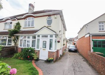 Thumbnail 1 bed maisonette to rent in Harland Crescent, Shirley, Southampton