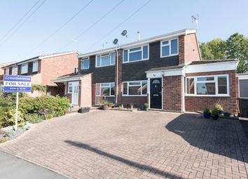 Thumbnail 3 bed semi-detached house for sale in Stowe Drive, Southam
