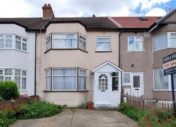 Thumbnail 3 bed terraced house for sale in Costons Lane, Greenford, London