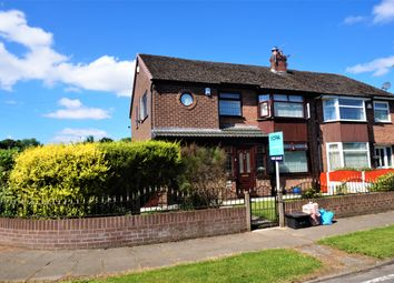 Thumbnail 4 bed semi-detached house for sale in Windsor Avenue, Newton-Le-Willows