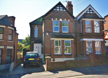 Thumbnail 3 bed semi-detached house for sale in Radnor Park Road, Folkestone