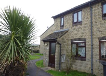 Thumbnail 2 bed end terrace house for sale in Mead Court, North Bradley, Trowbridge