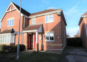Thumbnail 3 bed semi-detached house for sale in Langley Close, Louth