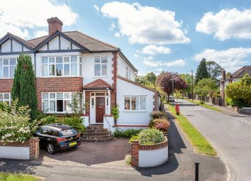 Thumbnail 4 bed semi-detached house for sale in Prior Avenue, Sutton