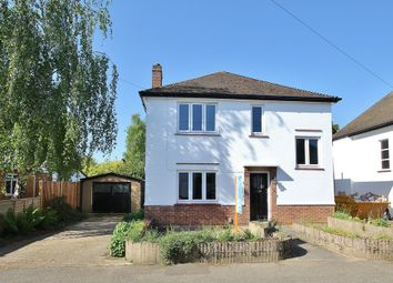 Thumbnail 3 bedroom detached house for sale in Park Avenue, St. Ives, Huntingdon
