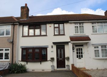 Thumbnail 3 bed terraced house for sale in Northwood Avenue, Elm Park, Essex