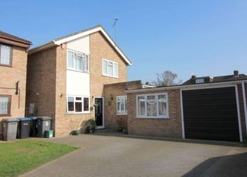 Thumbnail 5 bed detached house for sale in Boscombe Close, Egham