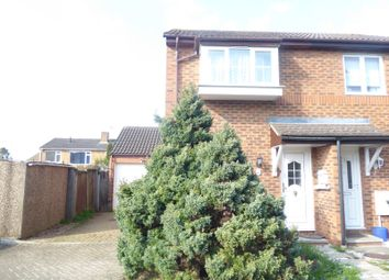 Thumbnail 2 bed property to rent in Nursery Close, Dunstable