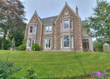 Thumbnail 3 bed flat for sale in Albert Road, Broughty Ferry, Dundee