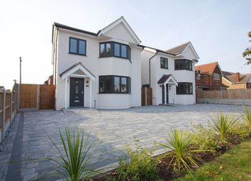 Thumbnail 4 bed detached house for sale in Grange Road, Billericay, Essex