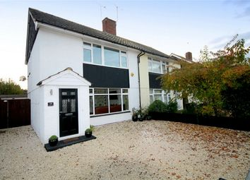 Thumbnail 3 bed semi-detached house for sale in Muncaster Road, Ashford, Surrey