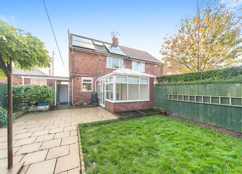 Thumbnail 3 bed semi-detached house for sale in Southcoates Lane, Hull
