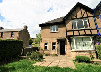 Thumbnail 4 bed semi-detached house for sale in Wembley Terrace, Melrose