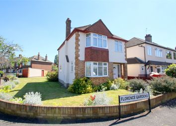 Thumbnail 3 bed detached house for sale in Florence Gardens, Staines-Upon-Thames, Surrey