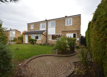 Thumbnail 3 bed semi-detached house for sale in Bells Meadow, Guilden Morden, Royston