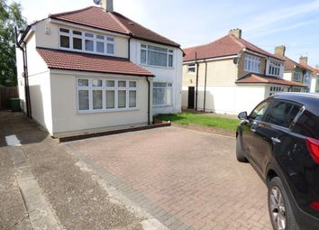 Thumbnail 3 bed terraced house to rent in Wyncham Avenue, Sidcup
