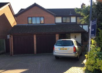 Thumbnail 4 bed property to rent in Orchid Way, Rugby