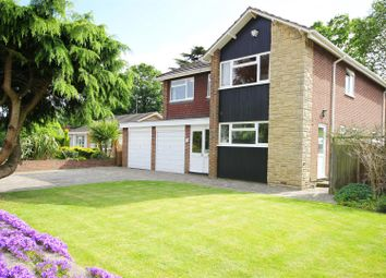 Thumbnail 4 bed detached house for sale in Field End, Arkley