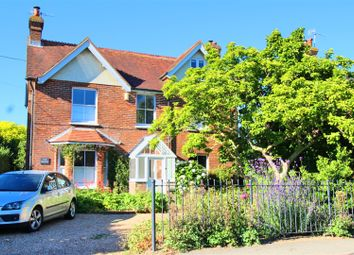 Thumbnail 4 bed detached house for sale in High Street, Ninfield, Battle