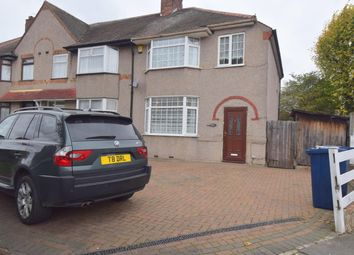 Thumbnail 4 bed semi-detached house to rent in Keats Way, Greenford