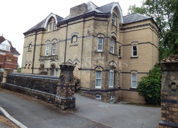 Thumbnail 2 bed flat for sale in 6 Stow Park Crescent, Newport, Gwent.