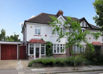 Thumbnail 4 bed semi-detached house for sale in Tring Avenue, London