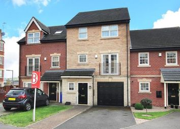 Thumbnail 4 bed town house for sale in Holywell Heights, Sheffield, South Yorkshire