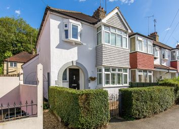 Thumbnail 3 bed end terrace house for sale in Purley Vale, Purley