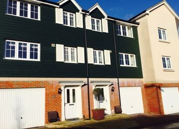Thumbnail 3 bed town house to rent in Maud Avenue, Fareham