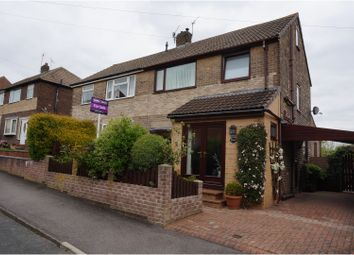 Thumbnail 3 bed semi-detached house for sale in Brooke Street, Barnsley