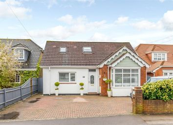 Thumbnail 5 bed detached bungalow for sale in Locks Road, Locks Heath, Southampton, Hampshire