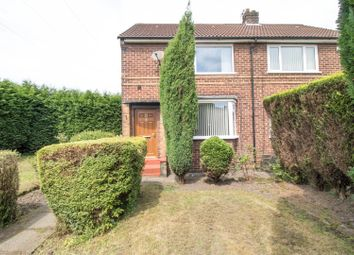 Thumbnail 2 bedroom semi-detached house for sale in Castleway, Swinton, Manchester