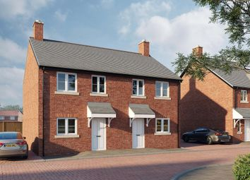 Thumbnail 2 bed semi-detached house for sale in Viney Corner, Arlesey, Beds