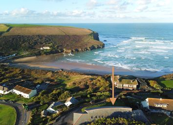 Thumbnail 3 bed maisonette for sale in White Lodge, Mawgan Porth