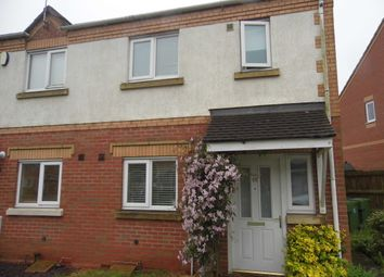 Thumbnail 2 bed end terrace house to rent in Barrington Road, Rubery, Birmingham